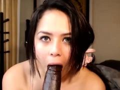 monster boobs brunette dreaming of a monster cock boyfriend