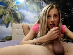 allison pierce loves doing pov blowjob and handjob