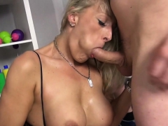 busty-babe-plays-with-a-fat-shaft
