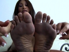 Aramante Giant And Foot Fetish