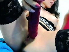 Russian Teen Squirting Her Vagina Porn Video