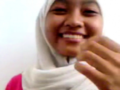 hijab pinky penetrated by bf