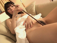 horny-yuria-tominaga-plays-a-violin-and-rubs-her-pussy