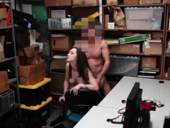 sex during office meeting and woman kissing suspect