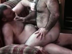 Hairy Bareback In Hot Action