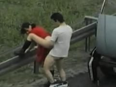 Sex On German Autobahn Porn Video