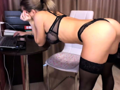 sweet-blonde-toying-and-fingering-her-ass