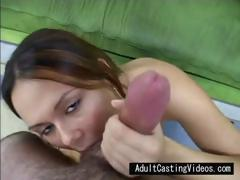 Tbagging Teen Girl