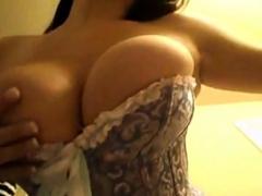 monster tits milf corset