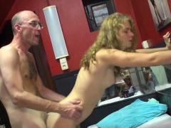 prostitute swallows sperm