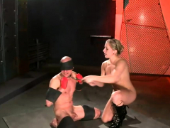 two dominas one slave HD