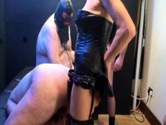 a dominatrix in control HD
