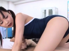 Voracious Darling Tsumugi Serizawa Gets Zeppelins Licked Porn Video