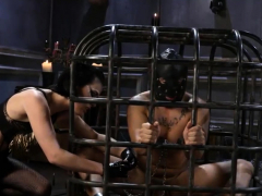 Horny Mistress Loves Bdsm
