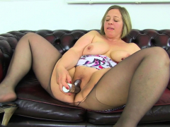 pure pleasure awaits you when uk bbw jayne storm undresses