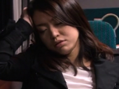 Angelic busty nipponese gal Momo Ogura gets hard fuck