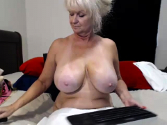 busty-granny-toying-her-pussy-and-asshole