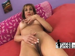 Big dick fits perfectly in shaved cunt