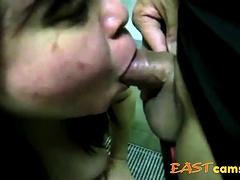 Amateur Japanese Mature Wife gets facial