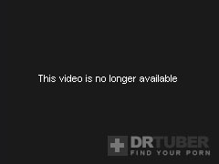 busty blonde housewife plays around in her carport