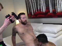 hairy-gay-sucked-off-before-eating-muscular-jock-cum-on-film