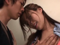 seductive eastern rina rukawa actively banged