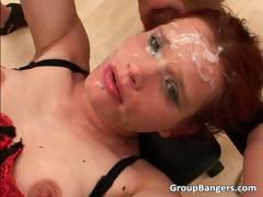 Redhead Chick Has Huge Sexual Appetite Part6
