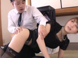 Mouthwatering hottie Rei Aimi gets ready to cum at last