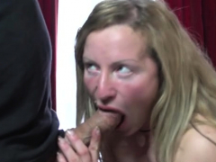 Nude blonde babe Dana H getting hard fucked