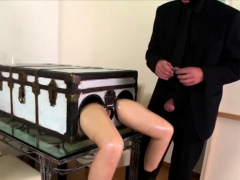 Latex Lucy in a Box at LatexPussyCats