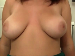 Overwhelming Busty Nanny's Cuchy Is Nailed Well