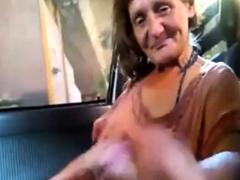 penis sucking granny