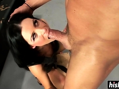 Riding A Dick Makes Her Moan Loudly