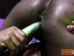 african lesbians inserting toys on hidden camera