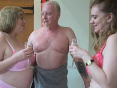 oldies-trisha-and-lily-tag-teamed-an-old-man-s-fat-cock