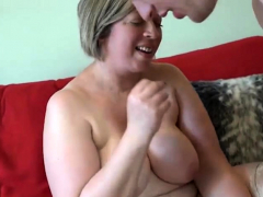 Not Son and Not Mom in a Nice POV