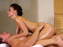 Massage Rooms Petite Russian babe Kate Rich