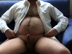 mature-exhibitionist-horny-in-suit-stripping