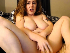 Voluptuous Ginger MILF Lila Vega With Big Tits Squirts A Lot