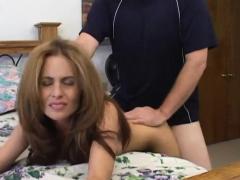 beautiful-cougar-gets-covered-in-semen