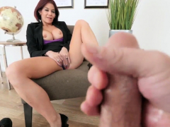 Mom Made Into Ryder Skye In Stepmother Sex Sessions