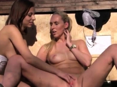 young brunette huge butt hd and kinky small tits lesbian