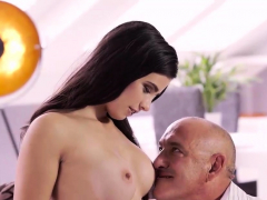 vip4k. sexy old and young fucking scene ends