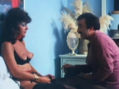 Having His Way With Vintage Porb MILF With Arousing Love