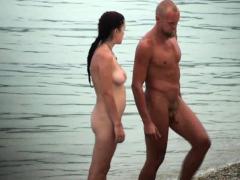 Nudist Beach Girls Voyeur HD Video