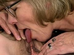 extreme-rough-lesbian-granny-dildo-sharing