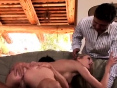 Redhead MILF Gets Swing Time Sex Session Experience