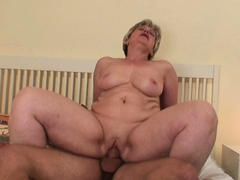 Cock-hungry mother awakes him for taboo sex