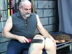 Topnotch honey first time fake penis masturbation