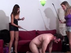 cruel Girls spank joschi